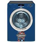 Lavarropas Automático Drean Carga Frontal 8 Kg Next 8.14 Wcr Eco Azul