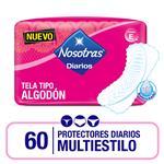 Protector Diario Nosotras Multiestilo X60