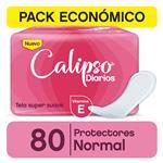 Protector Diario Calipso Normal X80