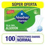 Protector Diario Nosotras Normal X100