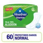 Protector Diario Nosotras Normal X60