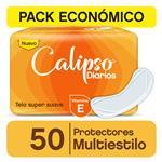 Protector Diario Calipso Multiestilo X50