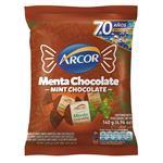 Caramelos Duros Menta C/ Arcor Paq 140 Grm