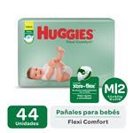 Pañales HUGGIES Flexi Comfort M X44