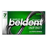 Chicles Menta X7 Beldent X 13.3 Grm