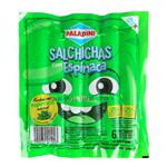 Salchichas Con Espinaca Paladini Fwp 190 Grm