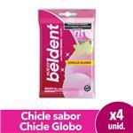 Chicles Globo Max Beldent X 40 Grm