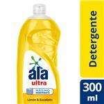 Detergente Ala Ultra Limón Y Eucalipto 300 Ml