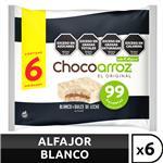 Alfajor D/Arroz Blanco C/Ddl X Chocoarroz Paq 132 Grm