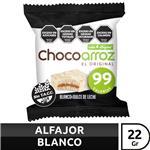 Alfajor D/Arroz Blanco C/Ddl Chocoarroz Fwp 22 Grm