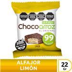 Alfajor D/Arroz Limón Chocoarroz Fwp 22 Grm
