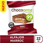 Alfajor D/Arroz Marroc Chocoarroz Fwp 22 Grm