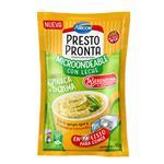 Polenta Microondea Espinaca A La  Prestopront Paq 65 Grm