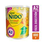 Leche E/Polvo 0% Lactosa For Nido Lat 800 Grm