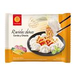 Ravioles Chinos Cerdo Y Choclo Fu Bao Paq 400 Grm