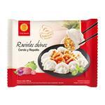 Ravioles Chinos Cerdo Y Repoll Fu Bao Paq 400 Grm