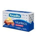 Manteca C/Vitamina E Tonadita Pot 100 Grm