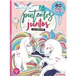 Libro Unicornios- Pintemos Jtos . . .