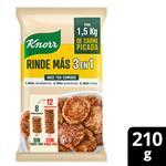 Premezcla Para Carne Picada KNORR Rinde Más 3 En 1 - 210 G