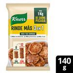 Premezcla Para Carne Picada KNORR Rinde Más 3 En 1 - 140 G