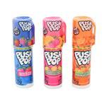 Chupetines Sabor Frutal Push Pop X 15 Grm