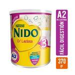 Leche E/Polvo 0% Lactosa Eta Nido Lat 370 Grm