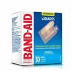 Apositos Variados Band Aid Cja 30 Uni